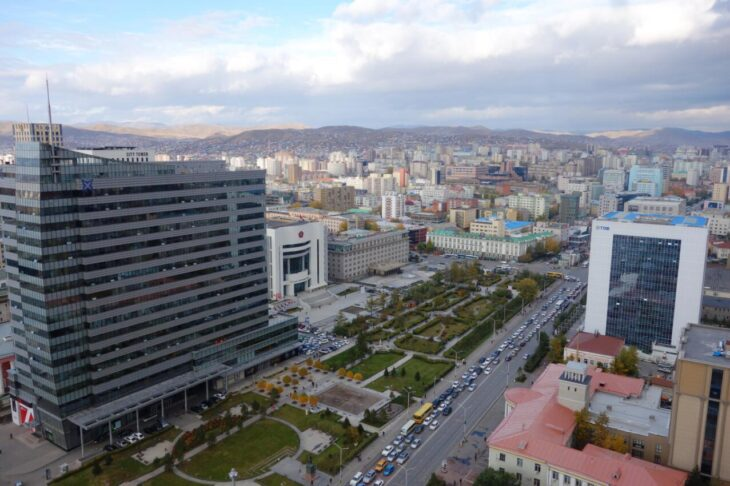 Mongolia Ulaanbaatar 2018