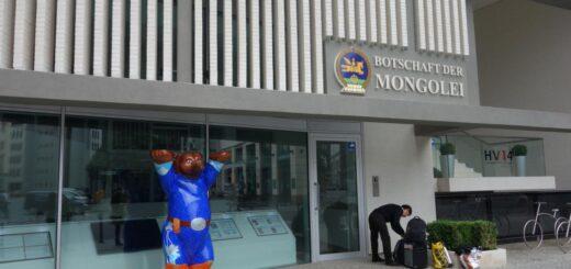 Embassy of Mongolia in Berlin