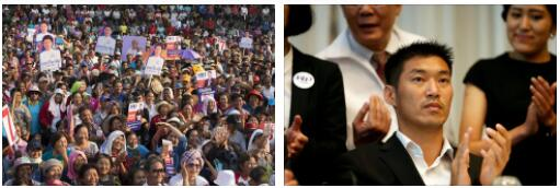 Thailand Current Political Situation Part I
