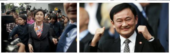 Thailand Thaksin Shinawatra