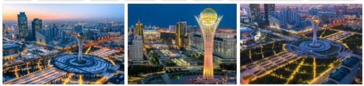 Kazakhstan Overview