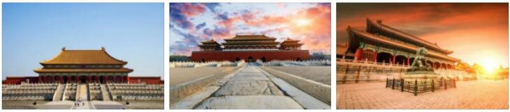 Imperial Palaces in Beijing