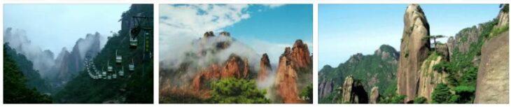 Mount Sanqingshan National Park