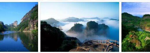 Mount Wuyi