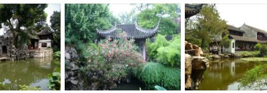 Suzhou Classical Gardens