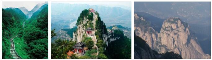 Tai Shan Mountain Region