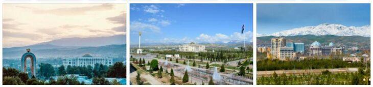 Tajikistan Overview