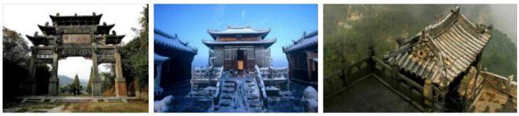 Wudang Daoist Shrines