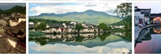 Xidi and Hongcun Villages