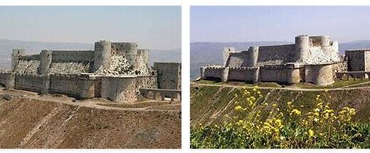 Crusader castles in Syria (world heritage)