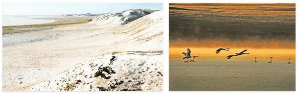 Daurian Landscapes (World Heritage)